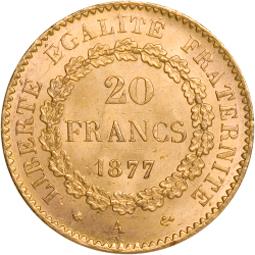 French Angel (.1867 oz)