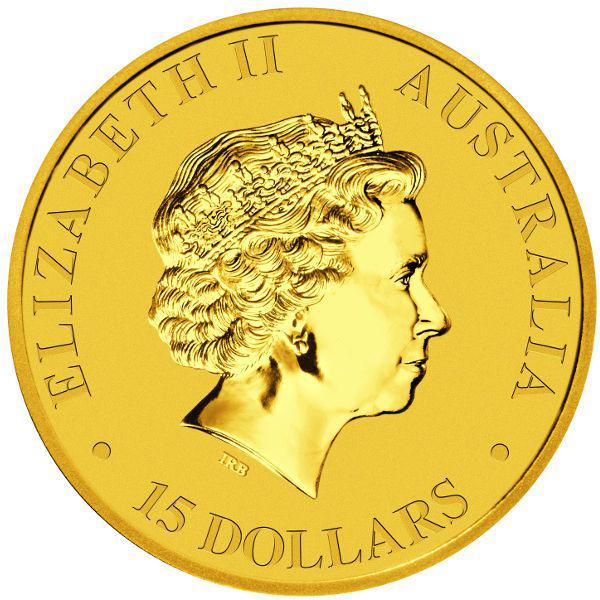 Kangaroo Gold 1/10oz