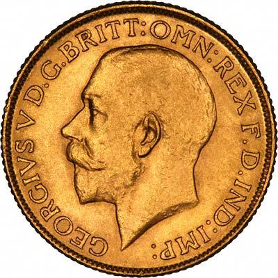 Sovereign (.2354 oz)