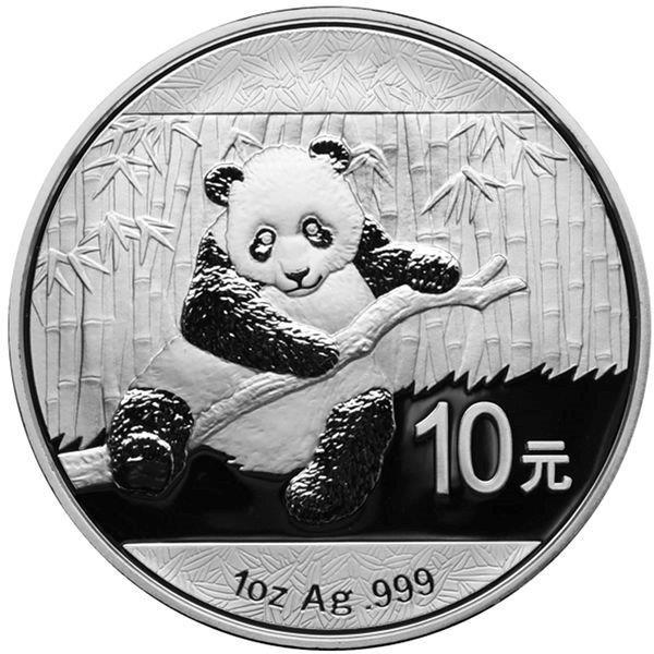 Silver Panda 1oz